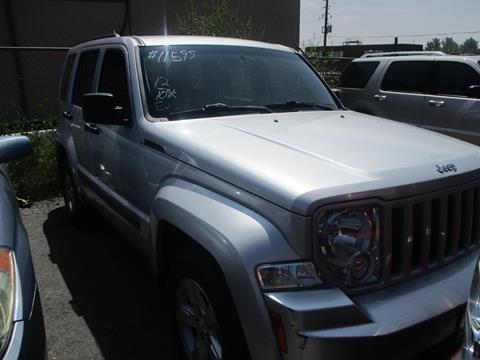 2012 Jeep Liberty for sale in Westminster, CO