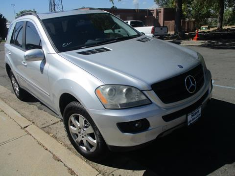 2006 Mercedes Benz M Class For Sale In Westminster, CO