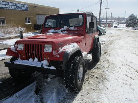 1994 Jeep Wrangler for sale in Westminster, CO