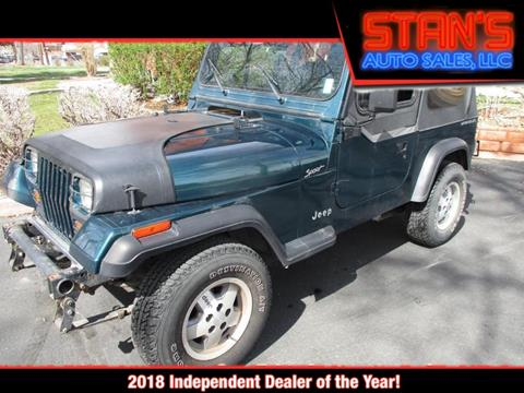 1995 Jeep Wrangler for sale in Westminster, CO