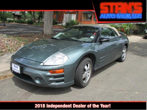 Stans Auto Sales >> Convertible For Sale In Westminster Co Stan S Auto Sales Llc