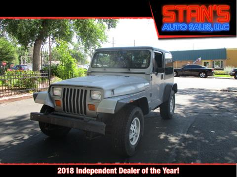 1993 Jeep Wrangler for sale in Westminster, CO
