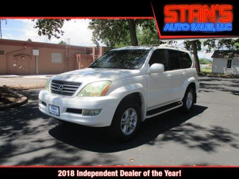 Stans Auto Sales >> 2004 Lexus Gx 470 For Sale In Westminster Co