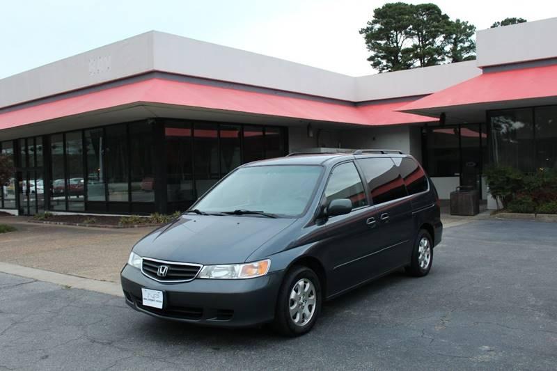 Good 2004 Honda Odyssey For Sale At New Prospect Motors LLC In Hampton VA