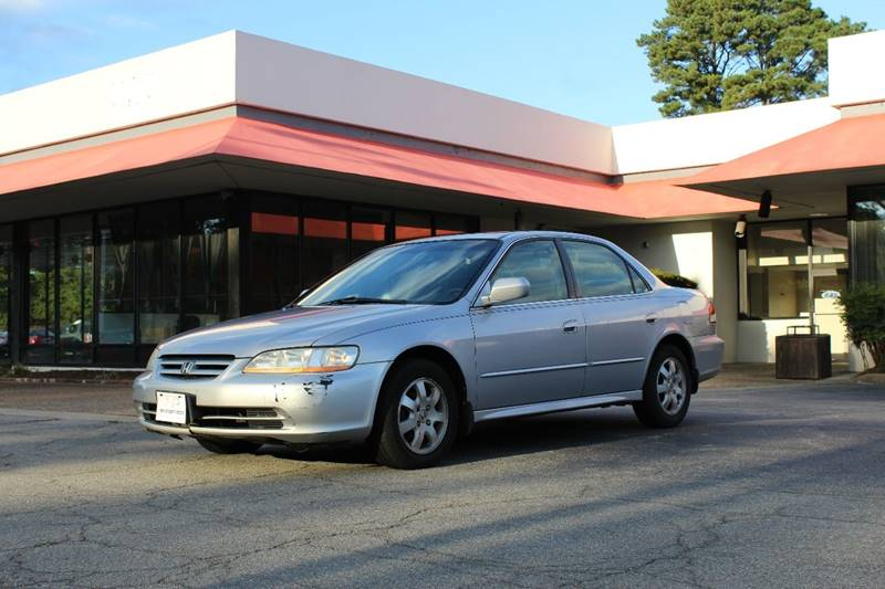 2001 Honda Accord For Sale At New Prospect Motors LLC In Hampton VA