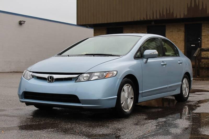 2007 Honda Civic For Sale At New Prospect Motors LLC In Hampton VA