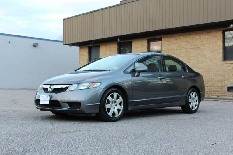 2010 Honda Civic LX In Hampton VA - New Prospect Motors LLC