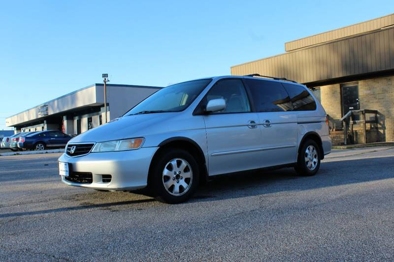 2002 Honda Odyssey For Sale At New Prospect Motors LLC In Hampton VA