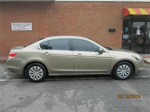 2009 Honda Accord for sale in Statesville, NC