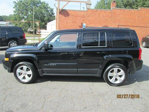 2013 Jeep Patriot for sale in Statesville, NC