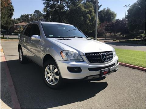 2006 Mercedes-Benz M-Class for sale in Concord, CA