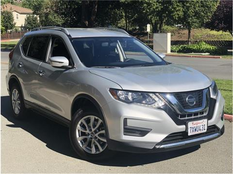 2017 Nissan Rogue for sale in Concord, CA
