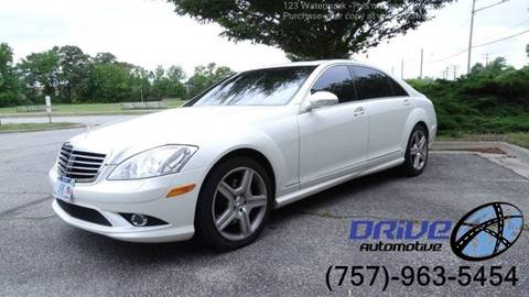 2007 Mercedes-Benz S-Class for sale in Norfolk, VA