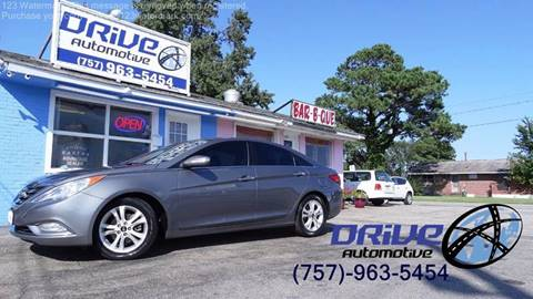 2011 Hyundai Sonata for sale in Norfolk, VA