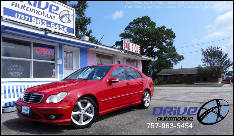 2006 Mercedes Benz C Class For Sale At Drive Automotive In Norfolk VA