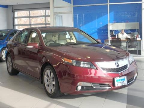 2013 Acura TL for sale in Palos Hills, IL