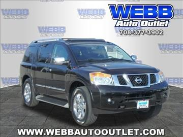 2011 Nissan Armada for sale in Palos Hills, IL