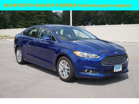 2015 Ford Fusion for sale in Palos Hills IL