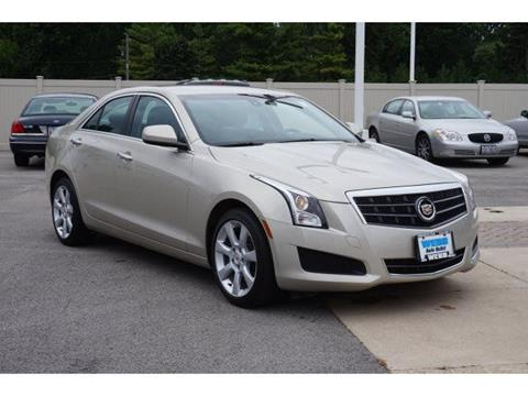 2014 Cadillac ATS for sale in Palos Hills IL
