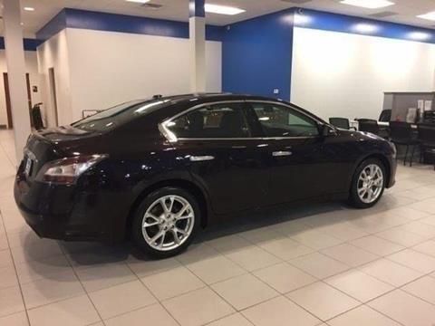 2012 Nissan Maxima for sale in Palos Hills IL