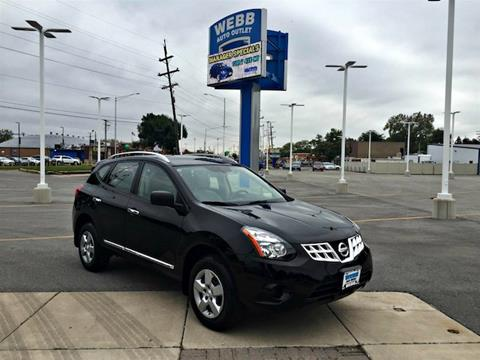 2015 Nissan Rogue Select for sale in Palos Hills IL