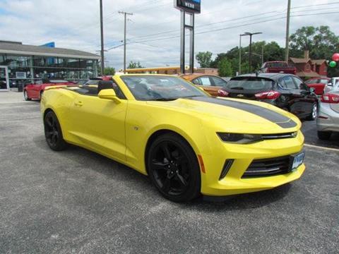 2017 Chevrolet Camaro for sale in Plainfield IL