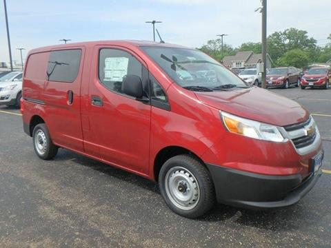 2017 Chevrolet City Express Cargo for sale in Plainfield IL