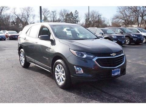 2018 Chevrolet Equinox for sale in Plainfield IL