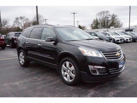 2017 Chevrolet Traverse for sale in Plainfield, IL
