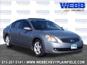 2007 Nissan Altima for sale in Plainfield, IL