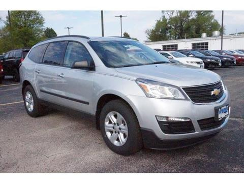2017 Chevrolet Traverse for sale in Plainfield IL