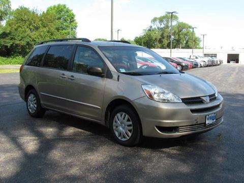 2004 Toyota Sienna for sale in Plainfield IL