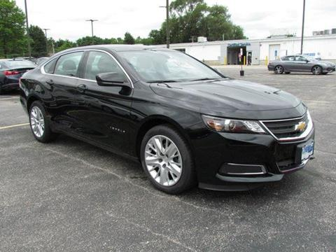 2017 Chevrolet Impala for sale in Plainfield IL