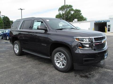 2017 Chevrolet Tahoe for sale in Plainfield IL