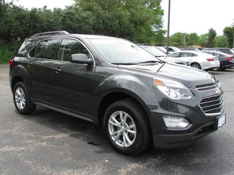 2017 Chevrolet Equinox for sale in Plainfield IL