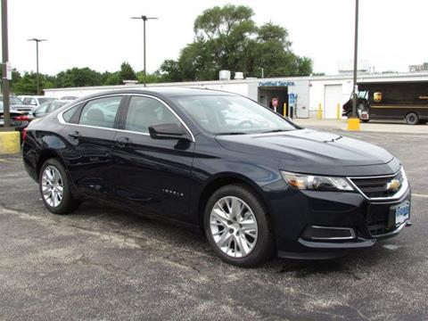 2018 Chevrolet Impala for sale in Plainfield IL
