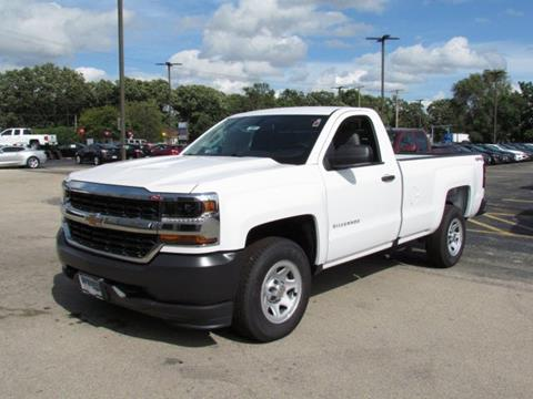2018 Chevrolet Silverado 1500 for sale in Plainfield, IL