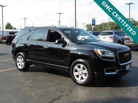 2016 GMC Acadia for sale in Plainfield IL