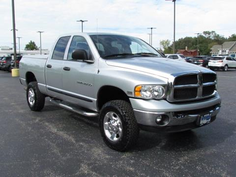 2005 Dodge Ram Pickup 2500 for sale in Plainfield IL