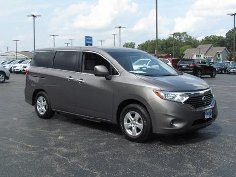 2015 Nissan Quest for sale in Plainfield IL
