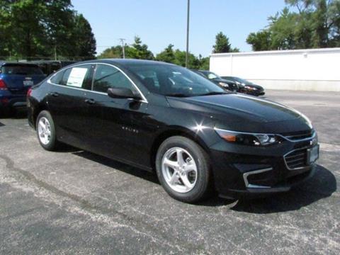 2018 Chevrolet Malibu for sale in Plainfield IL
