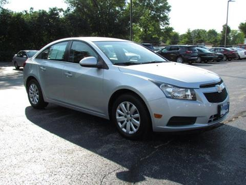 2011 Chevrolet Cruze for sale in Plainfield IL