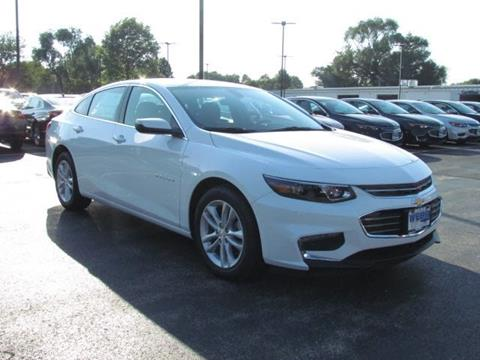 2018 Chevrolet Malibu for sale in Plainfield, IL