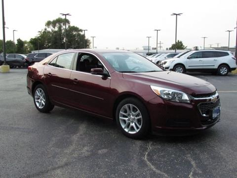 2015 Chevrolet Malibu for sale in Plainfield IL