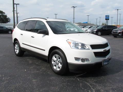 2012 Chevrolet Traverse for sale in Plainfield, IL