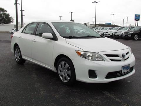 2012 Toyota Corolla for sale in Plainfield IL