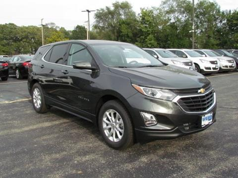 2018 Chevrolet Equinox for sale in Plainfield, IL