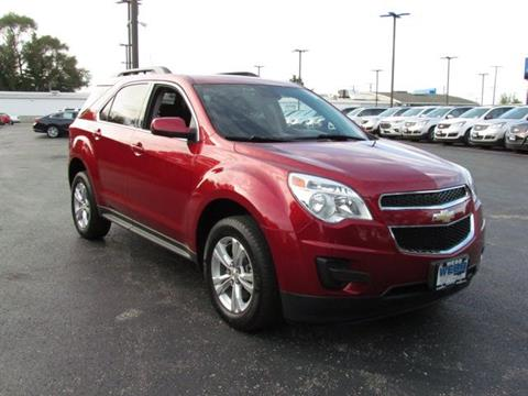 2013 Chevrolet Equinox for sale in Plainfield IL