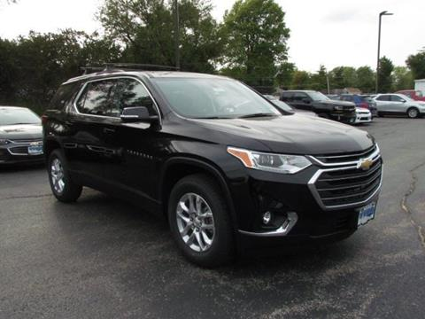 2018 Chevrolet Traverse for sale in Plainfield, IL