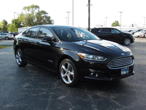 2014 Ford Fusion Hybrid for sale in Plainfield IL